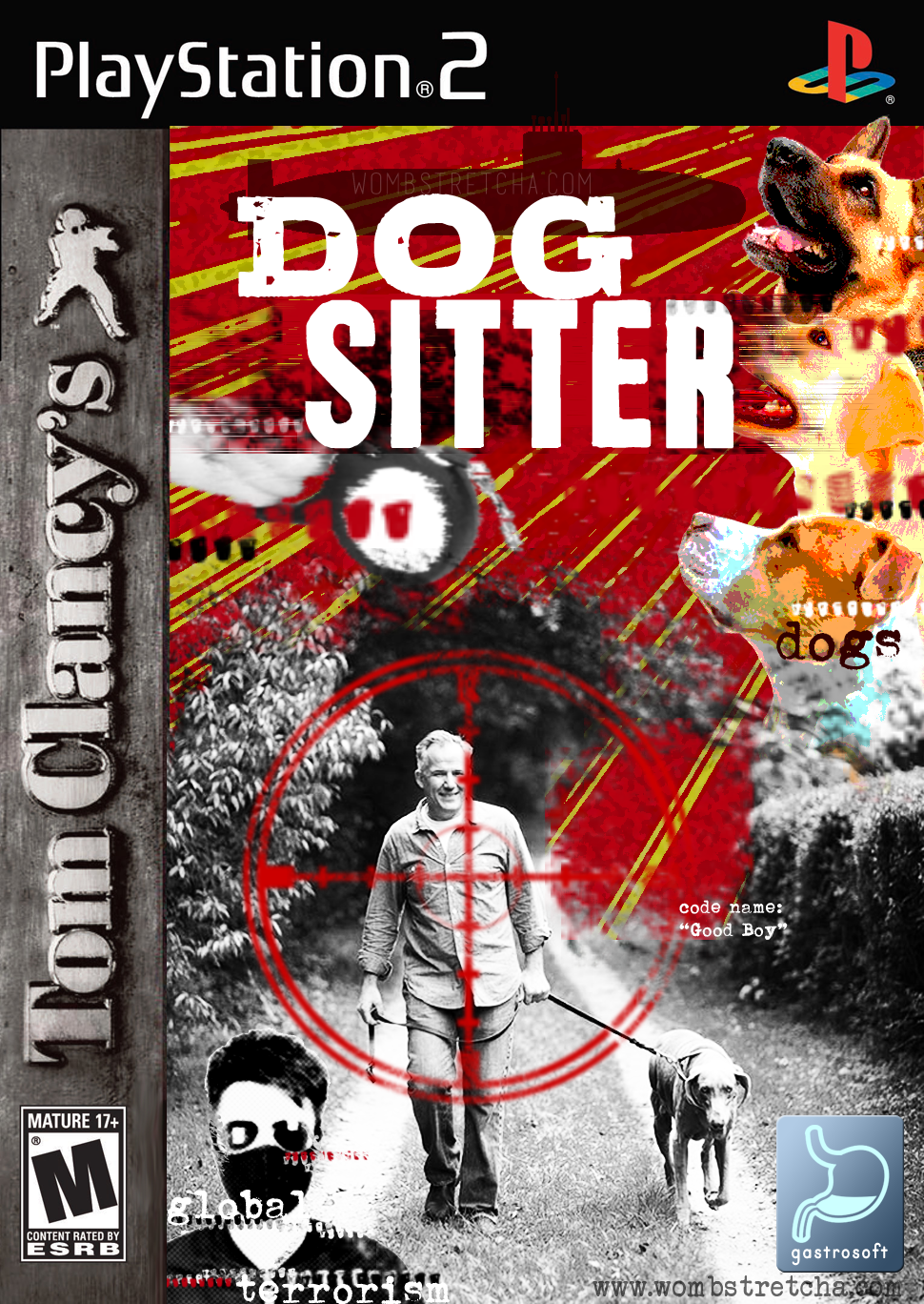 Tom Clancy's Dog Sitter