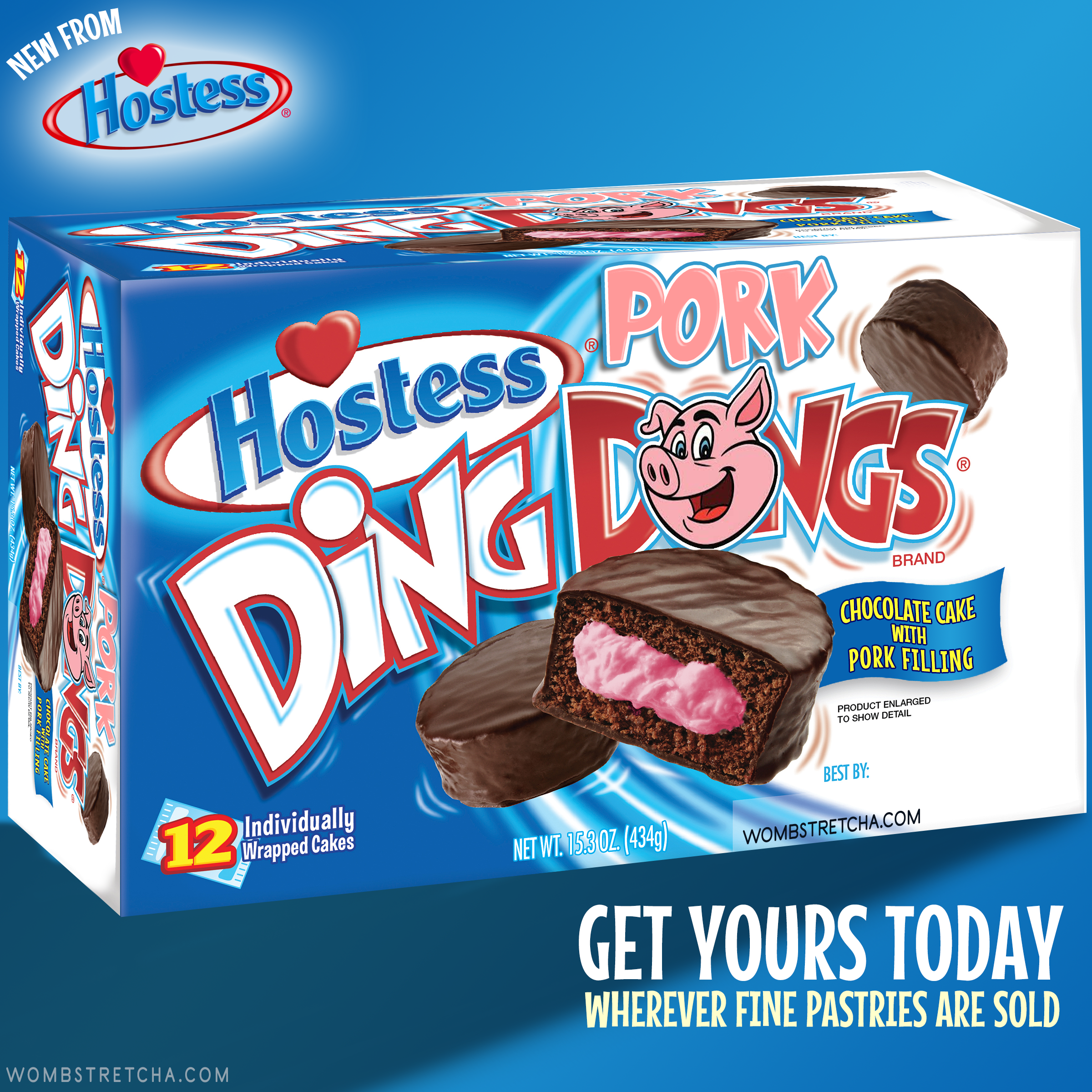 New from Hostess!